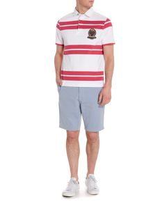 Howick Lincoln Stripe Short Sleeve Rugby