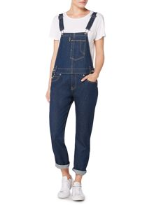 Levi's Overalls dungaree in ultra indigo