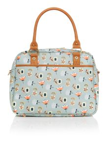 Bloom light blue baby bag