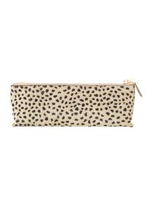 Zoe cosmetic pencil  case bag