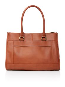 Ollie & Nic Dime tan tote bag