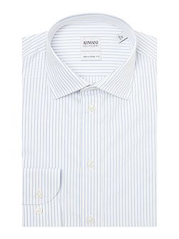 Regular Thin Stripe Shirt