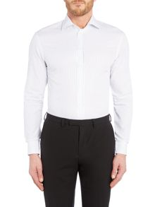 Armani Collezioni Regular Thin Stripe Shirt