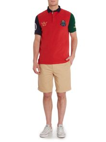 Howick Richford Club Rugger Short Sleeve Polo Shirt