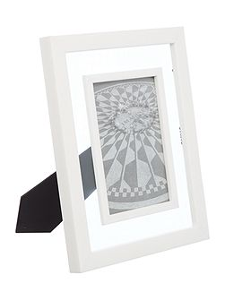 White Cove Frame 5x7
