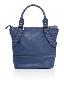 Ollie & Nic Gregory navy tote bag
