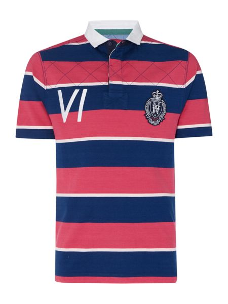 Howick Union short sleeve rugby shirt