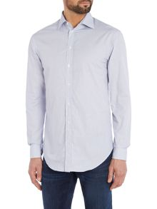 Regular Micro Check Shirt