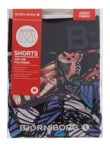 Bjorn Borg Micro fly away print trunk