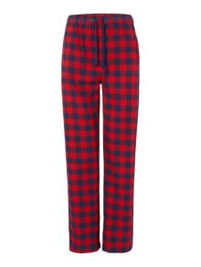 Bjorn Borg Check cotton flannel pant