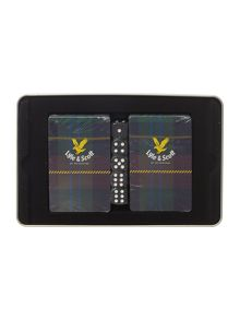 Lyle and Scott Playing Cards
