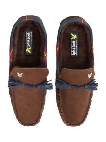 Lyle and Scott Torridan Mule Slippers