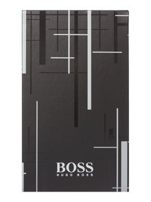 Hugo Boss 3 pack of logo print and solid socks