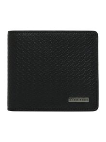 Hugo boss textured wallet and carholder gift box