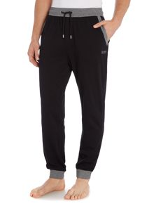 Hugo Boss Jersey Cuffed Pants