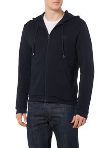 Hugo Boss Quilted Hooded Jacket