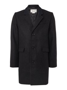 Original Penguin Aristo Wool Blend Crombie Coat