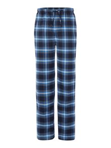 Flannel Check Pants