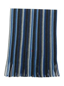 Tommy Hilfiger Lukas striped scarf