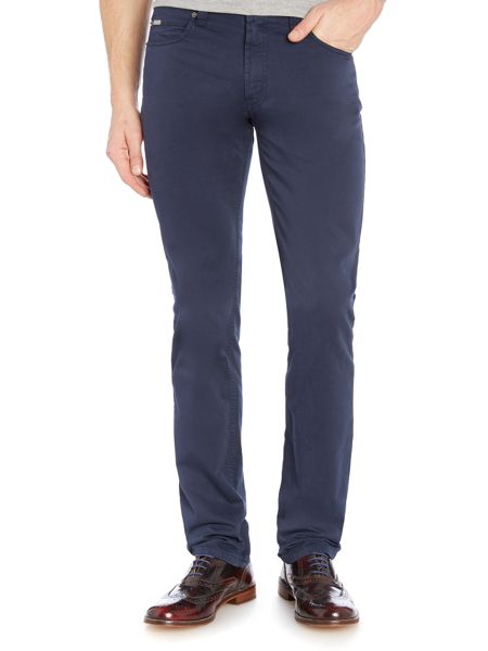 Armani Collezioni 5 Pocket Cotton Trousers
