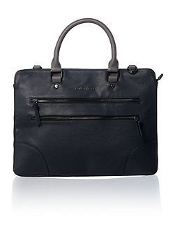 Imbers contrast detail document bag