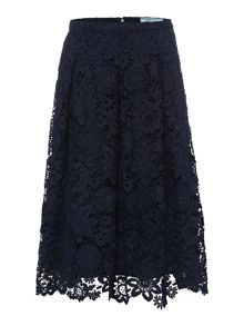 Dickins & Jones Broderie Full Skirt