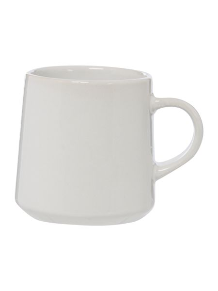 Gray & Willow Cotton Mug