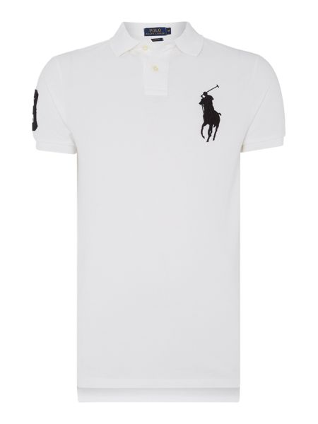 Polo Ralph Lauren Custom Fit Big Pony Polo Shirt