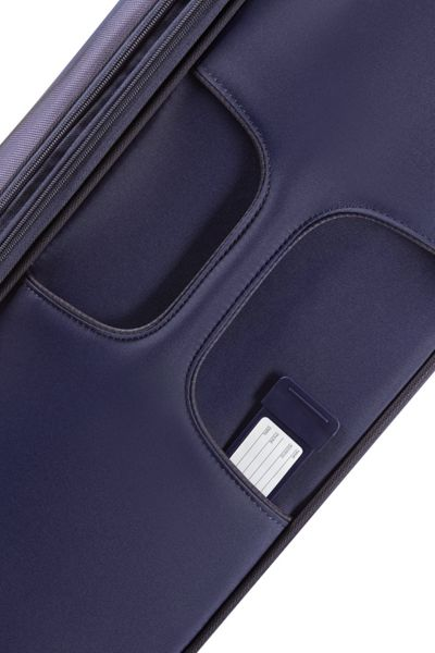 Samsonite B-Lite 3 dark blue 8 wheel 83cm spinner suitcase