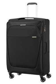 Samsonite B-Lite 3 black 8 wheel 83cm spinner suitcase