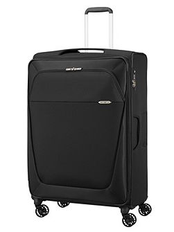 B-Lite 3 black 8 wheel 83cm spinner suitcase