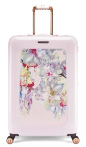 Ted Baker Hanging gardens 8 wheel hard large rollercase