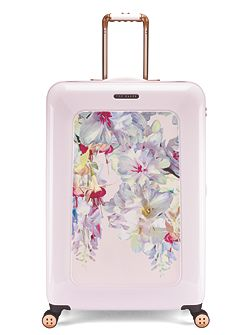 Hanging gardens 8 wheel hard large rollercase