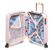 Ted Baker Hanging gardens 8 wheel hard cabin suitcase