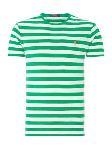 Polo Ralph Lauren Crew neck stripe tshirt