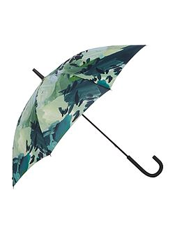 Origional botanical print walker umbrella