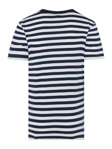 Benetton Boys Striped tee