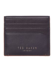 Ted Baker Camtuck contrast edge billfold card holder
