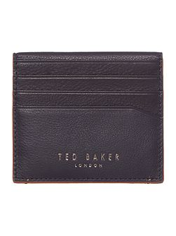 Camtuck contrast edge billfold card holder