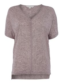 Gray & Willow Essential V neck tee