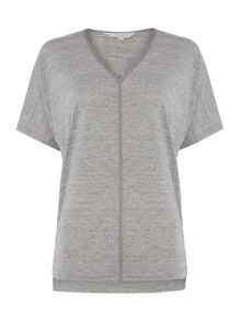 Essential V neck tee