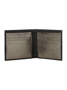 Paul Smith London Graffiti interior billfold wallet