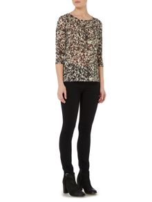 Therapy Gigi Graphic Print Jumper