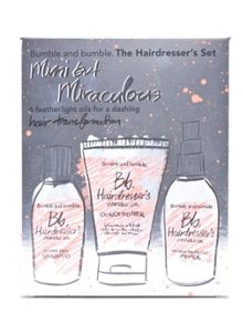 Mini but Miraculous - The Hairdresser`s Set