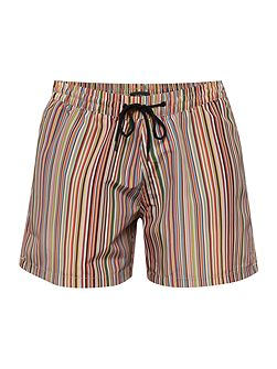 Men's Paul Smith London Multistripe classic length swim