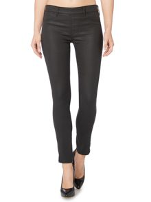 True Religion The runway legging jean in butter wash