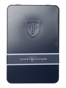 Tommy Hilfiger 5 pack of socks in a tin