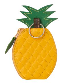 Mywalit Yellow pineapple coin purse