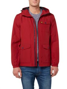 Lyle and Scott Microfleece Lined Jacket