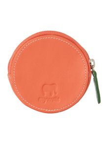 Mywalit Orange coin purse
